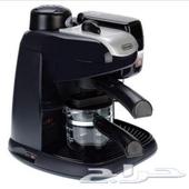 ماكينة قهوة متكامل بنكهات متعددة السعر 350 ريال