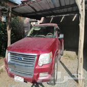 سيارة للبيع فيها عطل في جنزير الصدر