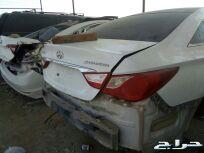لبيع قطع سيارات تشليح سوناتا وابوك 2007 و2010