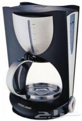 مكينة تحضير القهوة بلاك اندديكر بسعر120