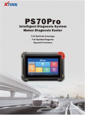 جهاز فحص السيارات Xtool PS70 Pro اكستول بي اس