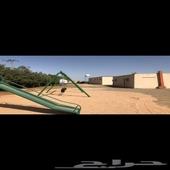 انقاض مزرعة كاملة للبيع من حديد واثاث ونخل
