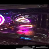 كمبيوتر مكتبي قيمنق بي سي gaming pc