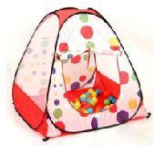 خيمة اطفال مع كور