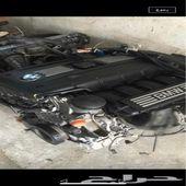 ماكينة مع ماكينة 3.5 BMW N54