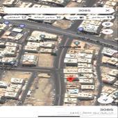 أرض تجارية في شوقية مكة شارع 30 واجهة 22 متر