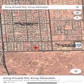 ارض للبيع استثماريه في منح الجامعيين 1302 شارع الملك خالد