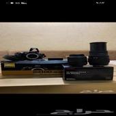 كاميرة نيكون d3100