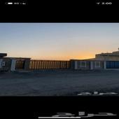 استراحة مساحه 1300 متر مربع في حي مريخ في جدة