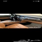 BMW 2014 730 ( منوة المستخدم )