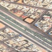 أرض تجارية على طريق الأمير فيصل بن مشعل (الدائري الداخلي)