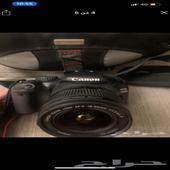 كاميرا كانون 550 دي نظيفه جدا