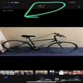 دراجة تريك هجين FX مقاس 17.5