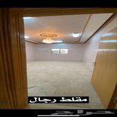 شقه عائليه للايجار حي صهبان