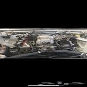 نيسان ددسن 2014 عليها مكينة لكزس400 وهالتك وكلتش رياضي
