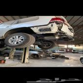 سمكرة سيارات دهان اصلي للسيارات صيانة ميكانيكا