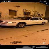 الرياض - السيارة  فورد - جراند
