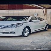 السيارة   هونداي - ازيرا الموديل   2014