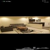 شقة مفروشة مخرج 6 عرض غرفتين 250 وغرفة 120