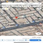 ارض مخطط 2 بالشرائع خلف مسجد حليمه مقابل للحديقه