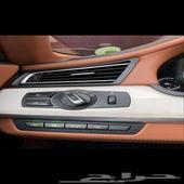 BMW 750 2014 المشي47 الف (بير)