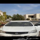 سيارة ام جي 350 موديل 2014