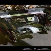 بوبكات كات 216 موديل 2007 و قشاطة 60 سم
