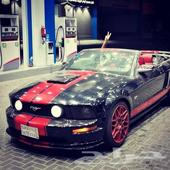 MUSTANG gt500 2007 CONVERTIBLE 8 CYLINDER