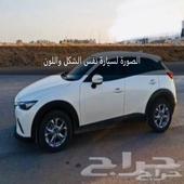 مازدا cx3 2018 سعودي