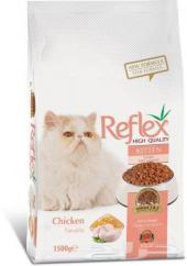 أكل القطط رفلكس