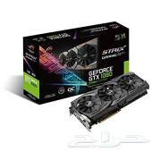 ROG Strix GeForce GTX 1080 OC edition 8GB 11