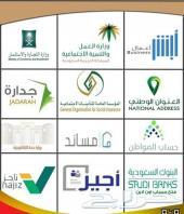 خدمات حكومية متنوعه وشامله ( إنجاز سريع )