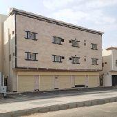 عماره 3 ادوار 5 محلات 5 شقق شارعين الملك فهد