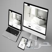 تصميم مواقع الكترونية