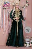 أحدث صيحات الموضة من الجلابيات و الفساتين