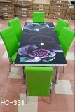 طاولات طعام زجاج صناعة تركية nعرررض خاص