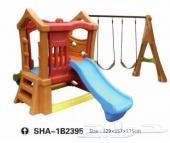 ألعاب أطفال للمدارس و الحدائق و القصور و الم