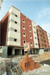 شقة 4 غرف و صالةو 3حمام ايجار ب20 الف المنار