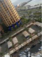 شقة للبيع برج داماك_مطلة على البحر_مدينة_جدة