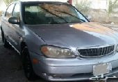 نيسان مكسيما موديل 2001 للبيع