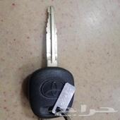 للبيع مفتاح كورولا 2010 وكالة جديد