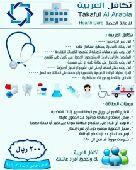 بطاقة تكافل للخصومات الطبية ب200 ريال