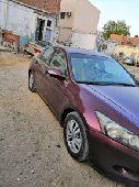 تم البيع هوندا اكورد 2009