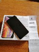 ايفون X Max 256g  رمادي ضمان جرير
