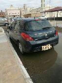 بيجو 308 موديل 2012 للبيع