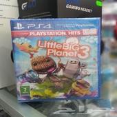 شريط ليتل بيج بلانيت Little Big Planet 3 جديد