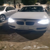 BMW 116 I 2015