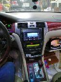 شاشات سيارات وتنجيد زينة سيارات