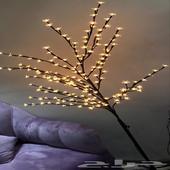 لمبة مضيئة شكل شجرة جديده استخدام خفيف السبب ( للتغيير )