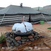 مخيم البركه ب250 ريال فقط